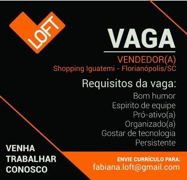 vendedor - Loft Vila Romana - iguatemi Floripa