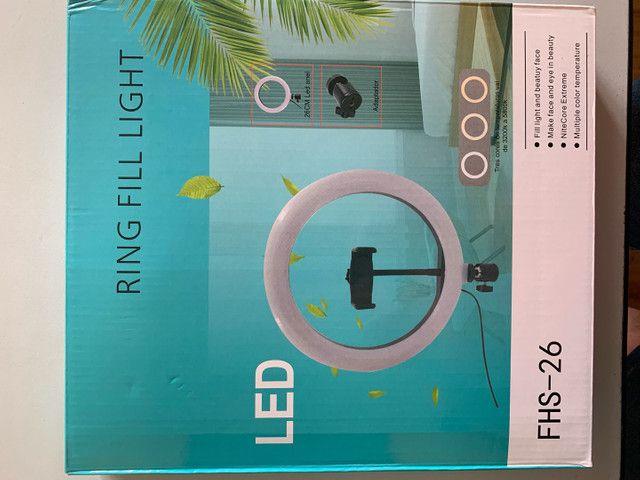 Ring Light 10 Polegadas 26cm - Foto 2