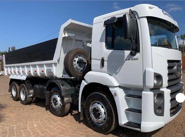 Caminhão vw 24-320 ano:  2009 único dono - Foto 2