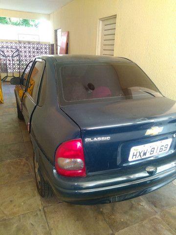 Vendo Corsa classic R$ 13,000,00 ou troço em Fiat Strada  - Foto 4