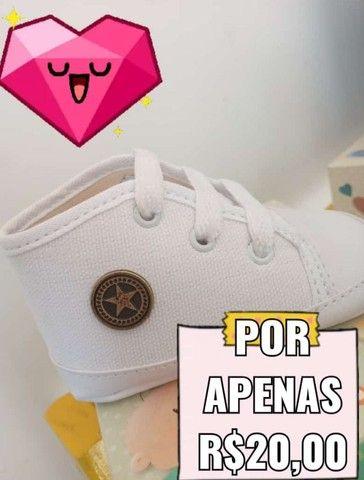 Sapato bebê - Foto 4