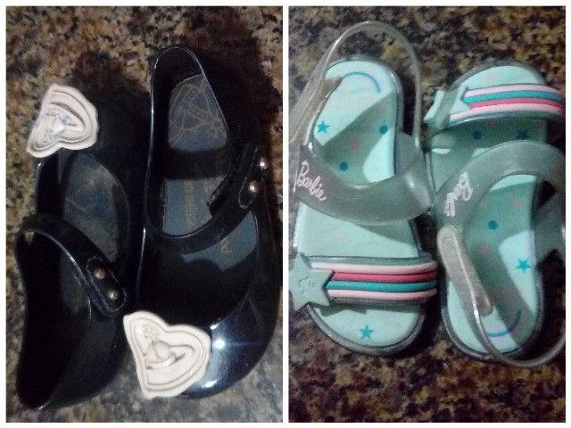 Dois Pares de calçados, Num 20-21