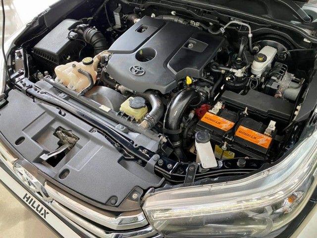 2016 Toyota Hilux SRX 4x4 2.8 TDI 16v Diesel Aut. - Foto 19