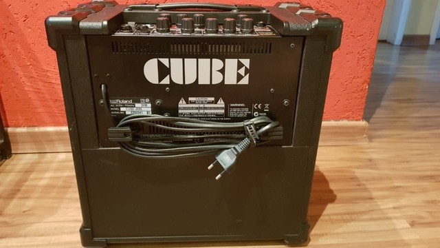 Amplificador roland CUBE 20XL cosm - Foto 2