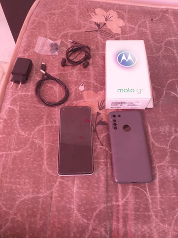 Moto g 8 64 gb  - Foto 5