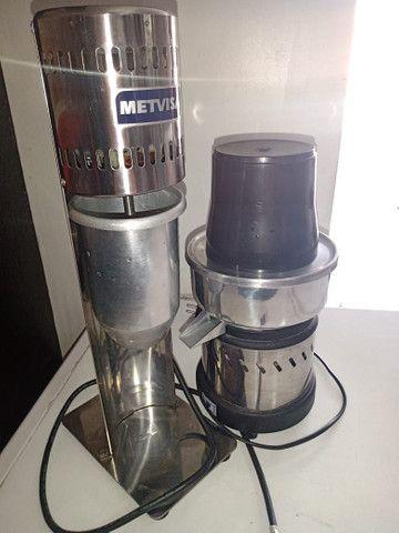 Batedor de milk  Sheik e espremedor de fruta  - Foto 4