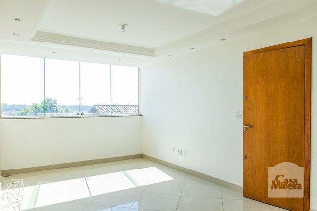 Apartamento à venda com 3 dormitórios em Castelo, Belo horizonte cod:323330 - Foto 3