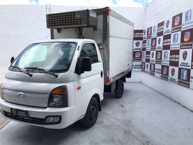 Hyundai Hr 2.5 Diesel Bau Refrigerado Toda Revisada - Foto 3