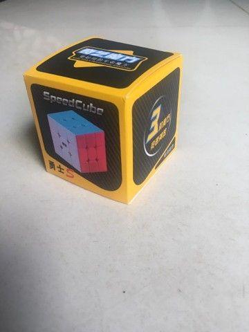 Cubo magico original novo  - Foto 2