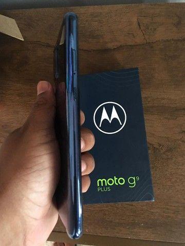Moto G9 plus 128GB  ( Aceito troca ) - Foto 4