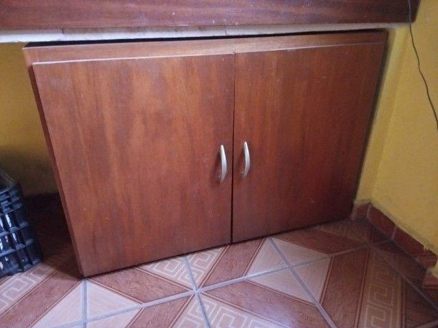 Cômoda madeira maciça