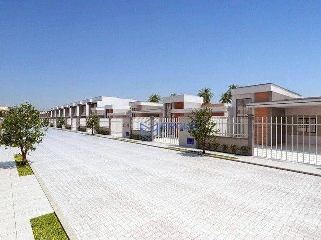 Casa com 3 dormitórios à venda, 132 m² por R$ 469.000,00 - Coité - Eusébio/CE - Foto 20