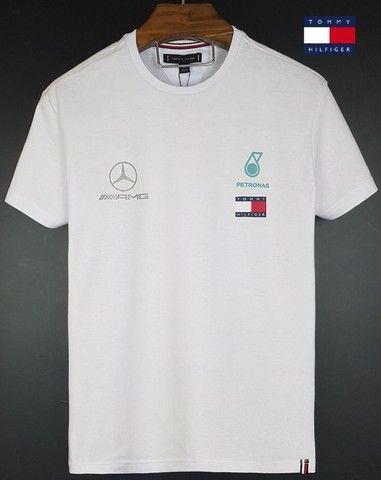 T-shirt Tommy Lewis Hamilton.