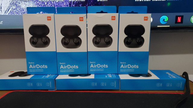 Fone Bluetooth xiaomi AirDots
