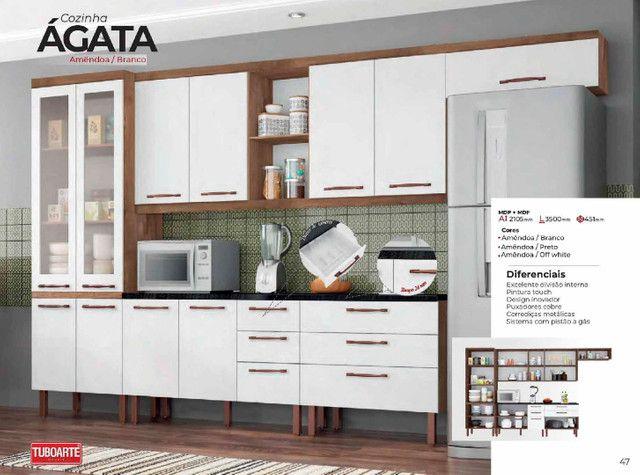Cozinha agatta  - Foto 2