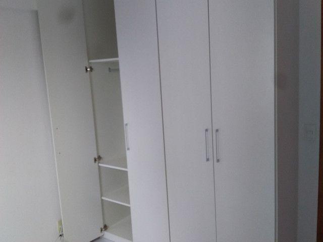 Casa Amarela 2 qts seminovo armários e guarda-roupas lazer lazer completo  - Foto 7