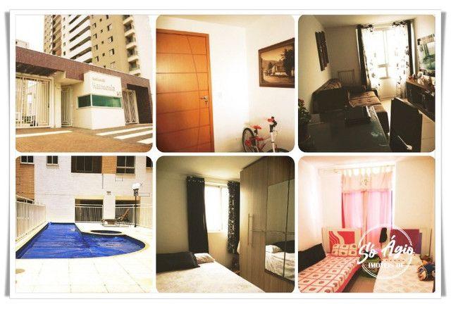 Apartamento de 02 quartos com Suíte na QS 502 - Samambaia Sul - Residencial Harmonia