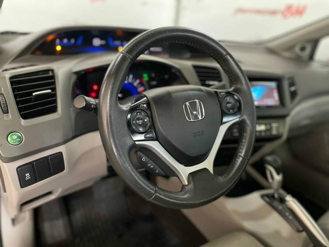 Honda Civic EXR 2.0 AUT. 2014 - Foto 8