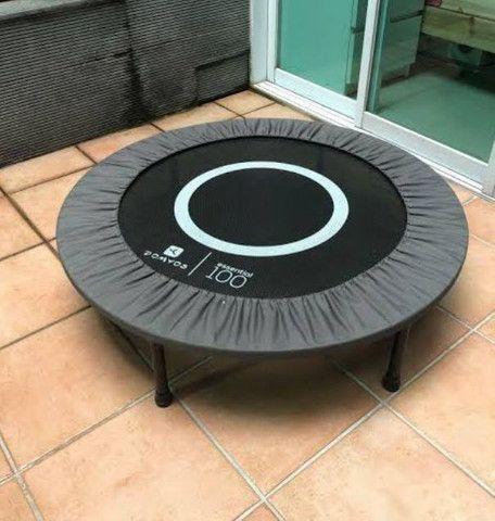Mini cama elástica essential 100 domyos
