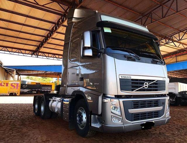 Volvo FH 500 (entrada 20 mil)