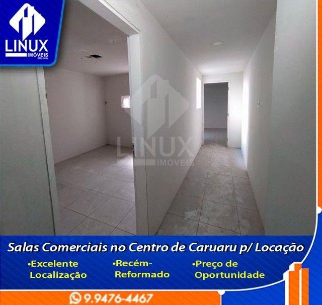 Alugo Salas Comerciais de 15 m² no Centro de Caruaru/PE. - Foto 6