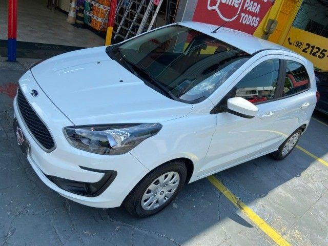 Ford Ka 1.0 2020 Entrada + Parcelas