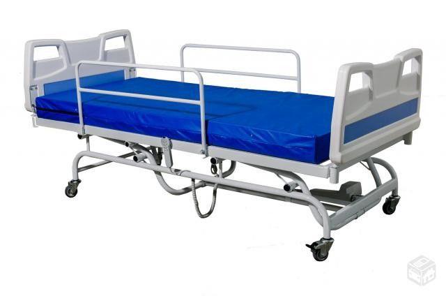 Cama Hospitalar Automática (Aluguel Mensal) - Foto 2