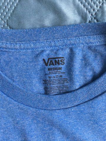 Camisa Vans Original tamanho M - Foto 3