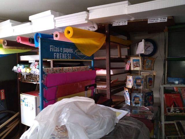 Vendo Estoque para Loja Papelaria Completa (estoque, móveis e eletrônicos). - Foto 5