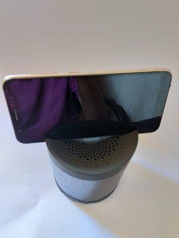 caixinha de som bluetooth com suporte HF- Q3 speaker wireless - Foto 3