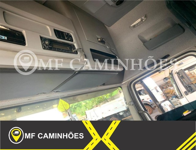 Mercedes-benz Axor 2644 6x4 2019 Teto Alto seminovo - Foto 6