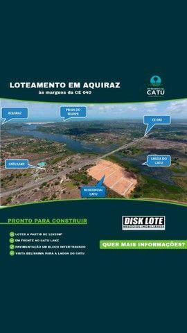 360 M² LOTEAMENTO RESIDENCIAL CATU ( AQUIRAZ )  - Foto 10