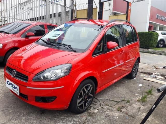 Fiat Idea 1.8 Mpi Sporting 16v