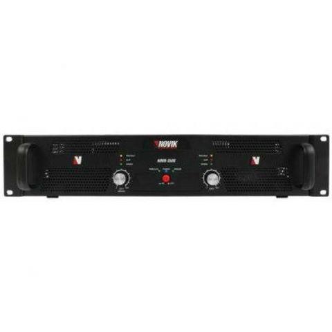 Amplificador Novik Nk-1500 4 Ohms 1500w Rms