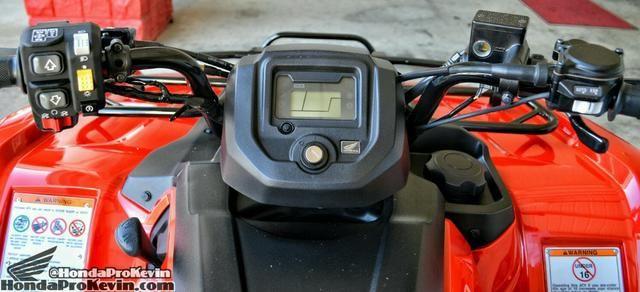 Quadriciclo Honda TRX 420 Fortrax - Foto 4