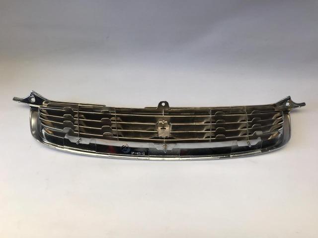 Grade Radiador Superior Corolla 1998 1999 2000 2001 2002 ( com detalhe) - Foto 2