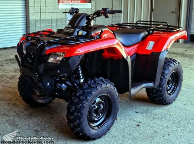 Quadriciclo Honda TRX 420 Fortrax