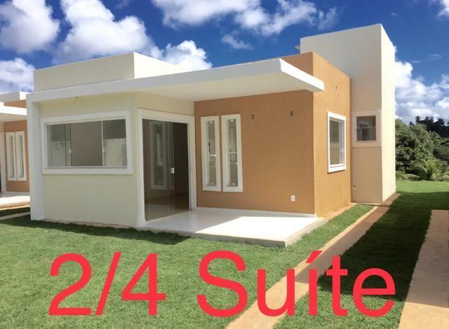 Casa 2/4 com suíte de 70 m² na Praia do Flamengo