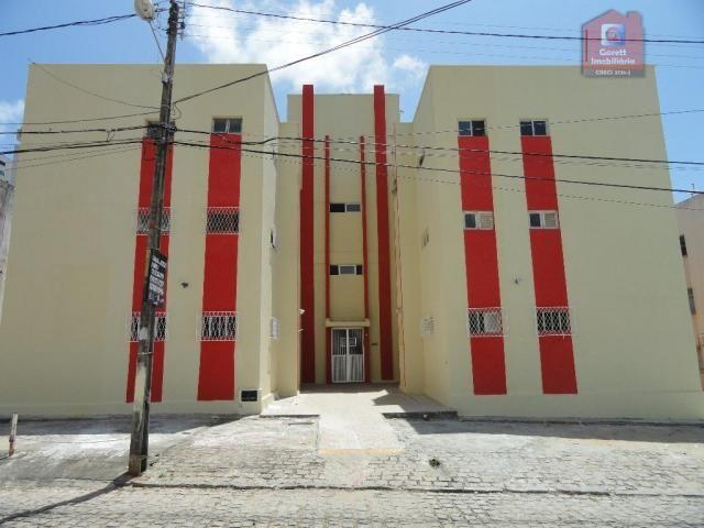 Apartamento residencial para locação, Capim Macio, Natal.L0963