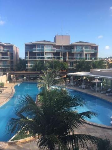 AP0014 - Excelente apartamento no Palm Beach no Porto das Dunas - Aquiraz