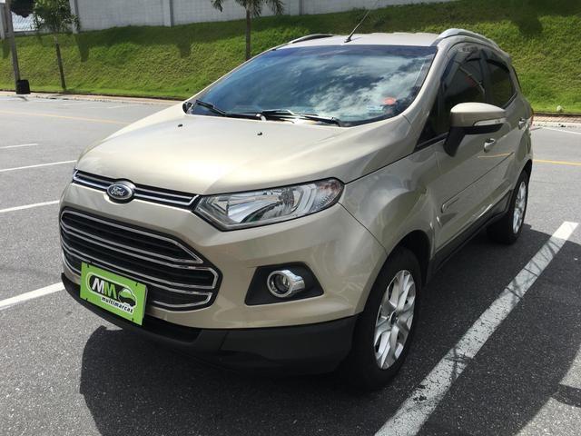 Ford Ecosport Titanium 2.0 Flex 2015 - Top de Linha Único dono