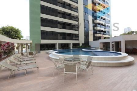 Residencial Alameda das Mangabeiras Apartamento residencial à venda, Jatiúca, Maceió.