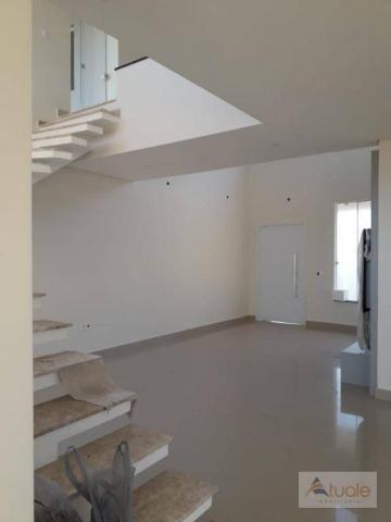 Casa com 3 dormitórios à venda, 440 m² - parque olívio franceschini - hortolândia/sp - Foto 17