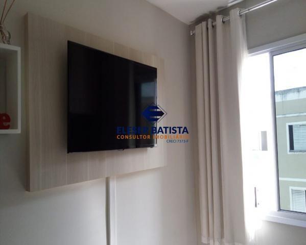 Apartamento à venda com 2 dormitórios em Vila da serra, Serra cod:AP00148 - Foto 2