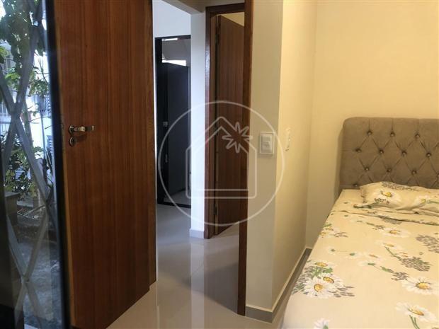 Casa de condomínio à venda com 2 dormitórios em Grajaú, Rio de janeiro cod:856871 - Foto 2