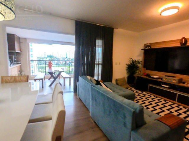 Maravilhoso apartamento no vila ema em sjc 4 dormitórios (3 suítes) 176 m² mega decorado 3 - Foto 4