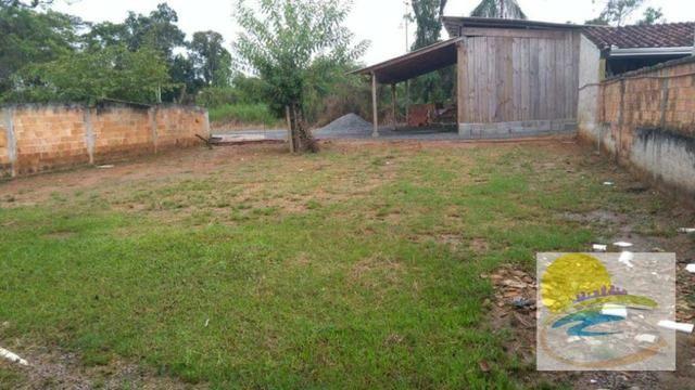 Casa de madeira a venda em no Cambiju em Itapoá-SC CA0446 - Foto 11