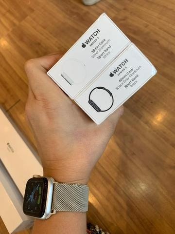 Relógio Apple Watch Serie 3 Lacrado GPS !!! - Foto 5