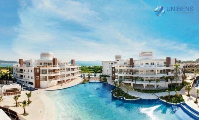 Apartamento mobiliado à venda no marine home resort - cachoeira do bom jesus, florianópoli - Foto 8