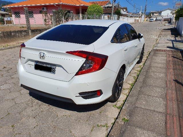 Honda Civic 2018/2018 2.0 16V Flexone EXL 4P CVT - Foto 2